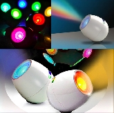 LED Mood Lights, Touch Switch 256 Colours