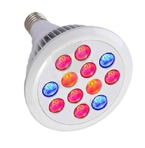 1. 3/7/9/12/18W White Lotus E27 LED Grow Bulb (LP-GL-GB3/7/9/12/18W27E): www.LEDgrowlight.com.sg