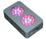 90W 282X165X70mm LEDprincess LED Grow Light (LP-GL-2R90W3) - www.LEDgrowlight.com.sg