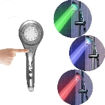 LED Shower Heads, Temperature Detectable LED (SGD18.00)