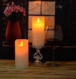 LED Candle Light, Flameless Electric Candle (LPG-LCL-010)